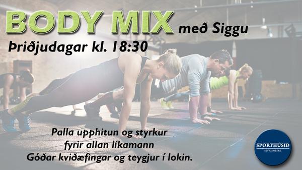 body mix